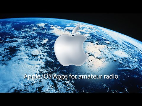 Apple IOS Apps for amateur radio