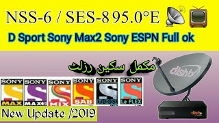 NSS 6 @ 95 ° East Complete Channel list of Dish TV package and DD Free Dish  2019  Urdu/ Hindi - PlayKindle org