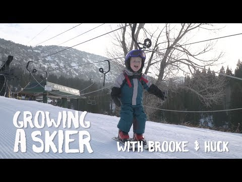 Growing A Skier - Episode 1