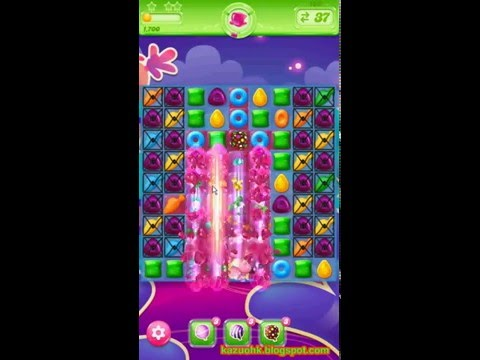 Candy Crush Jelly Saga - Level 165 (No boosters)