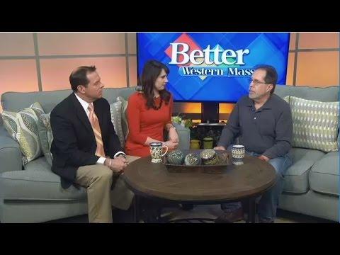 Stan Prager of GoGeeks on WMN TV talking: