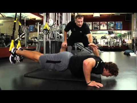 Why TRX Suspension Training®?