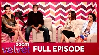 Pink Movie Stars On zoom Velvet | Amitabh Bachchan, Taapsee Pannu, Kirti Kulhari & Andrea Tariang
