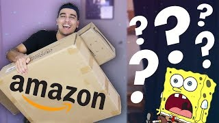 Opening 10 Amazon Mystery Boxes! (UNBOXING EVERY RECOMMENDED AMAZON ITEM)