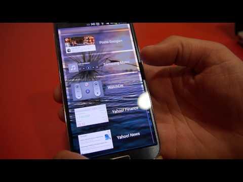Test Samsung Galaxy S4 : design, specs, APN, surcouche Samsung, benchmark, surf Internet...