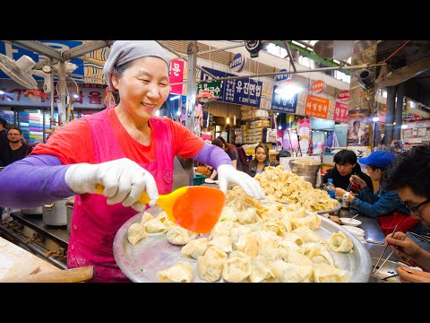 Xxx Mp4 Korean Street Food NETFLIX SEOUL I Ate Everything From The Episode Gwangjang Market 3gp Sex