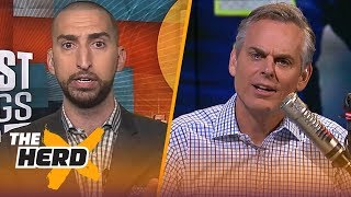 Nick Wright on who