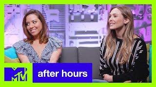 Aubrey Plaza & Elizabeth Olsen of 'Ingrid Goes West' Get Trapped | After Hours | MTV