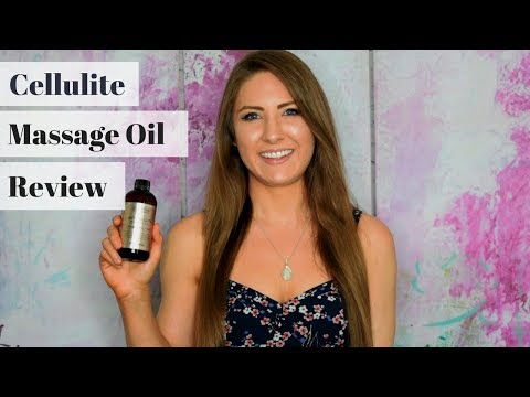 New York Biology Anti Cellulite Treatment Massage Oil Review