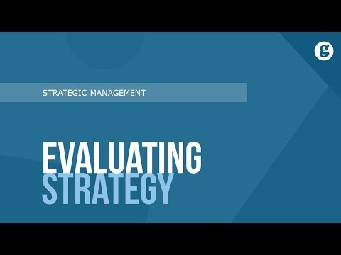 Evaluating Strategy Performance