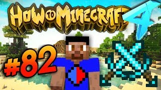 NEW CUSTOM DUEL ARENA! - HOW TO MINECRAFT S4 #82