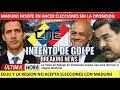 Maduro Crea Falso Comite Electoral EEUU Reacciona