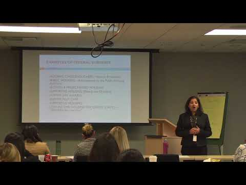 LAF domestic violence training: Housing rights of survivors