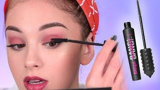 Trying out the BENEFIT BADGAL BANG MASCARA | First Impressions & Review