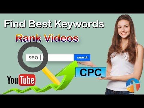 How to Find Best Keywords - Increase Adsense CPC in Hindi Video 2017