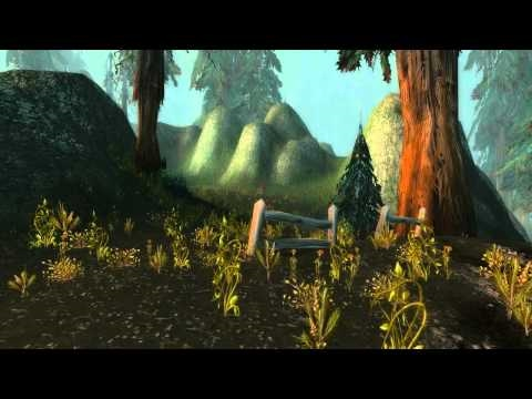 Silverpine Forest - Pre-Cataclysm
