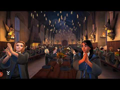Harry Potter: Hogwarts Mystery - A new RPG in the wizarding world