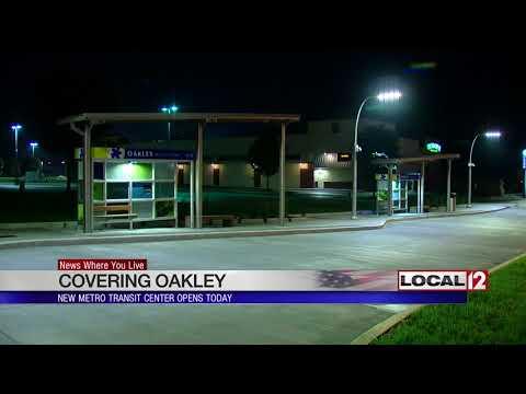 Metro opens new transit center in Oakley