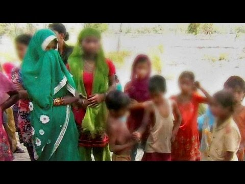 Gang Rape in Bihar Sasaram: 15 boys raped two sisters in front of her brother