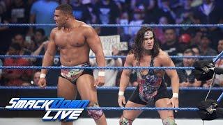 American Alpha vs. local competitors: SmackDown Live, Aug. 9, 2016