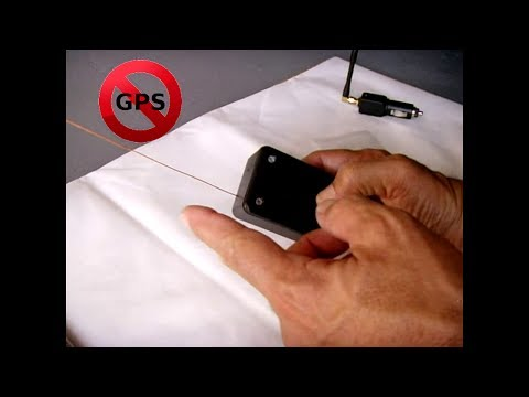 (Short Range)GPS Signal Blocker ~ Ensure Your RIght To Privacy