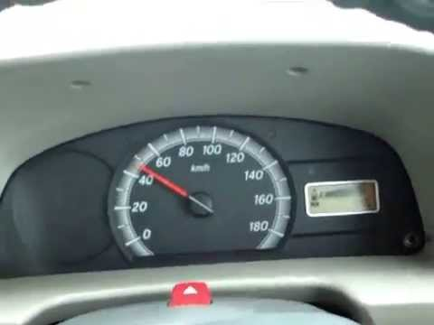 Maruti Eeco Average 24 KMPL with GIRIRAJ H2o Kit / hho car kit.wmv