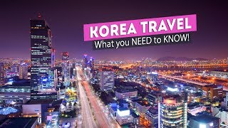 Download KOREA TRAVEL for First Timers - what YOU NEED to KNOW Video