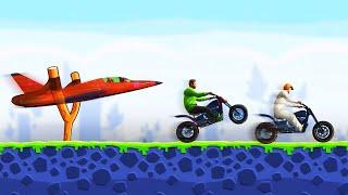 EXTREME GTA 5 ANGRY BIRDS CHALLENGE! (GTA 5 Funny Moments)