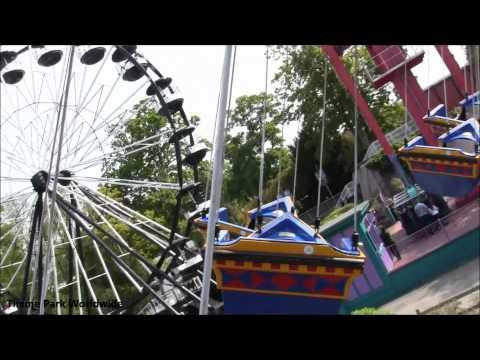 Flying Dutchman On Ride HD POV Drayton Manor