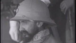 Italian Invasion of Ethiopia, 1935