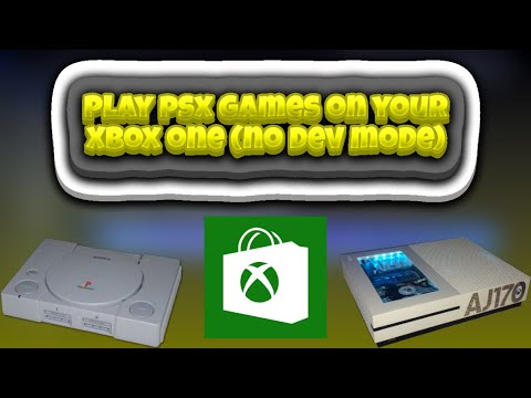 [NEW] PS1 Emulator On The Xbox One Store! Get It Before It's Gone!