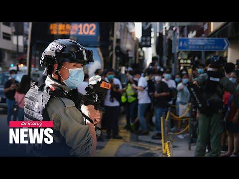 Hong Kong bans 'July 1st' pro-democracy protest