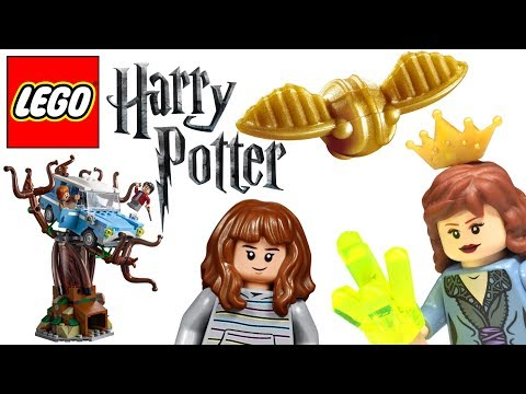 2018 LEGO Harry Potter Set Pictures & My Thoughts