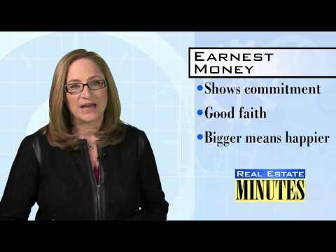 How Do Earnest Money Deposits Work?