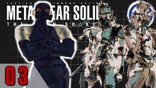 METAL GEAR SOLID: THE TWIN SNAKES   Metal Gear Saga Part 10: SUPERMARIOSUNHINE   StreamFourStar