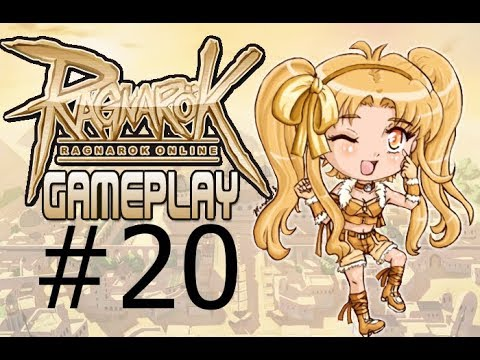 Let's Play Ragnarok Online! [TalonRO] #20: Zeny-Making 101: Fired Up for Mavkas!