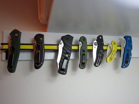Knife Storage & Sharpening Talk