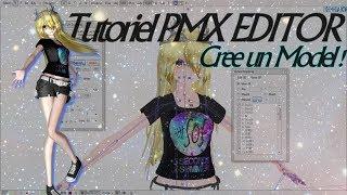 PMX Editor Plugin Presentation] Adjusting Motions for MMD easily