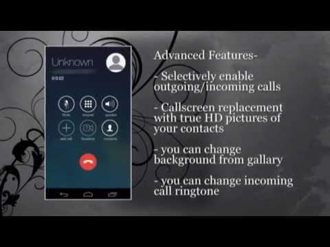 iCallscreen - iOS 8 & iOS 7 Style Callscreen