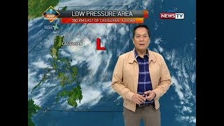 Download BT: Weather update as of 12:19 p.m. (June 24, 2019) Video