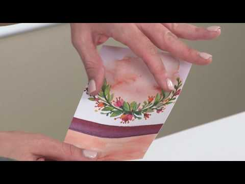 Tips & Tricks: Sizzix Bloom & Blossom Card Kit Featured on HSN