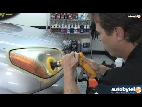 How to Restore Oxidized Hazy Headlights - Meguiar's Car Care Tips