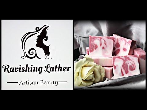 Ravishing Lather's Cupcake Making Video & Soap Giveaway !!!