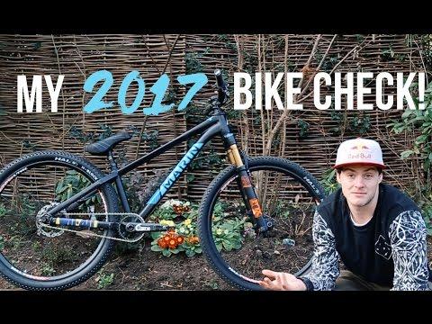 MY 2017 BIKE CHECK!