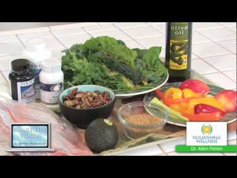 Smart Tips - Lower Your Cholesterol Naturally by Dr. Allen Peters