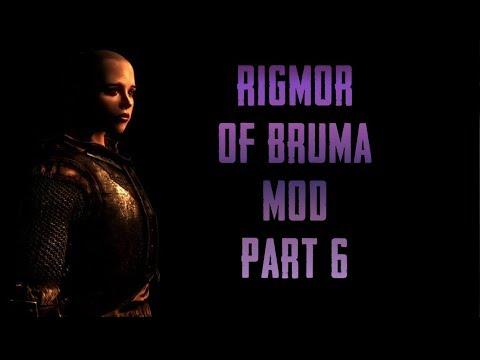 Rigmor Of Bruma - Part 6 Live, Skyrim Special Edition!