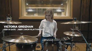 Download Victoria Gridzhan | Far In Gate - Jiber | (Drum Playthrough) Video