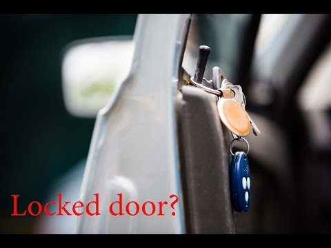 How to unlock your car using your  phone from any distance?