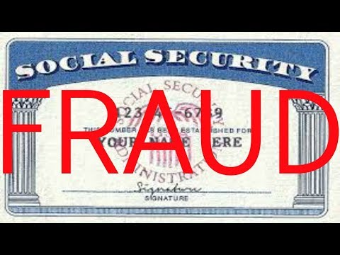 Pay Bills With Social Security Card Exposed! 2018