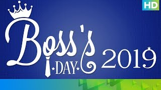 International Boss Day | Eros Now